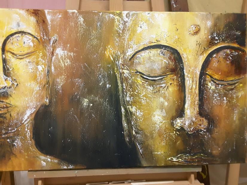 meine 2 Buddhas